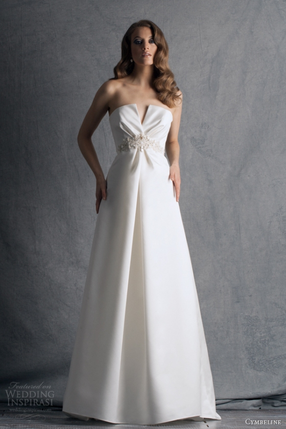 cymbeline-paris-2014-hilma-strapless-wedding-dress