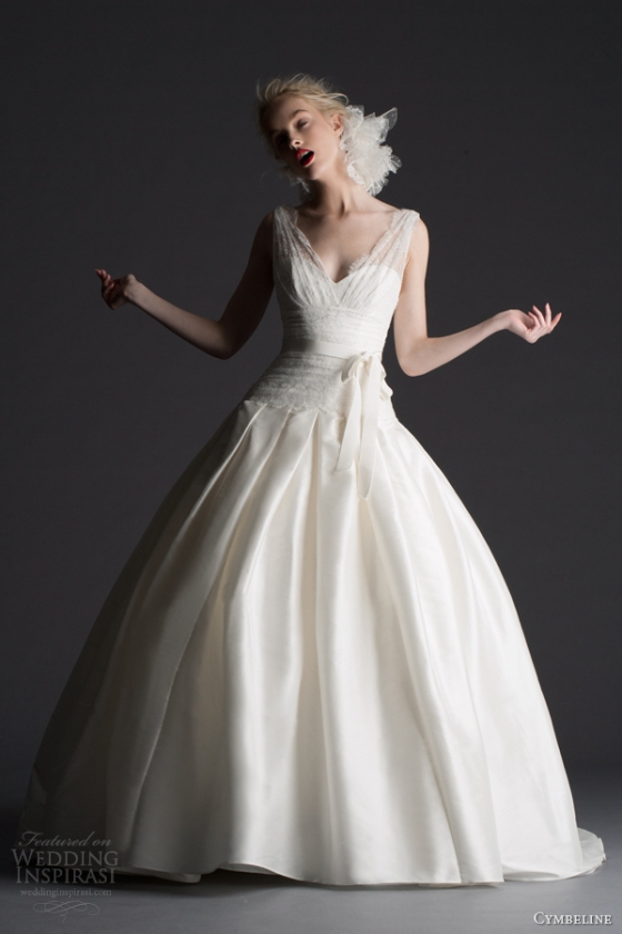 cymbeline-paris-weddnig-dresses-2014-hirina-ball-gown-lace-straps