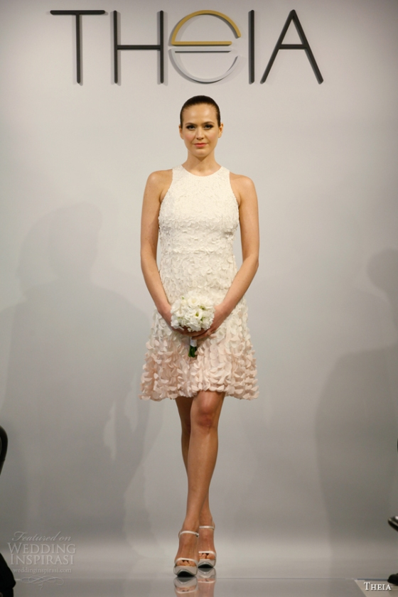 theia-bridal-spring-2014-short-ombre-pink-sleeveless-wedding-dress-style-890071