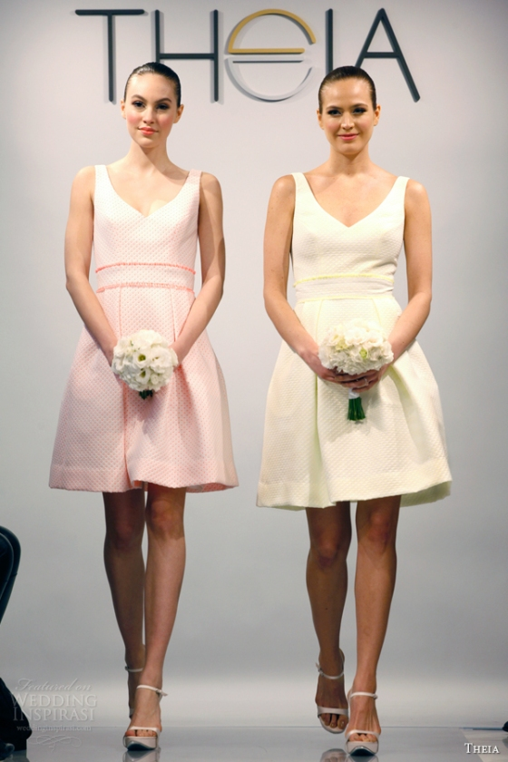 theia-bridal-spring-2014-white-couture-bridesmaids-dress-pink-yellow